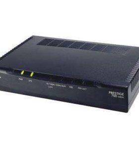 Маршрутизатор shdsl с резервированием связи