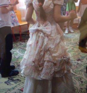 Платье для модняшки