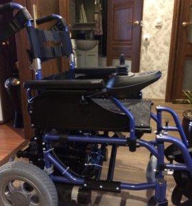 Кресло-коляска с электроприводом