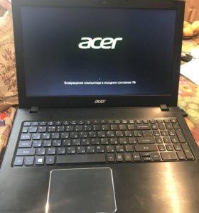 Новый супер игровой c GTX950, Acer e5-575g i5 7200