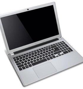 Ноутбук Acer Aspire V5-571G-(серебристый)