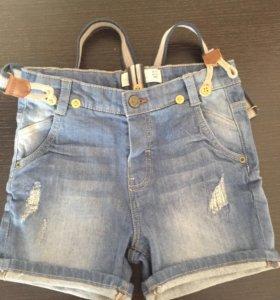 Zara 98 шорты для мальчика