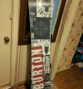 Сноуборд Burton Bullet 164