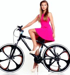 Велосипеды на литье BMW/Mersedes/LandRover