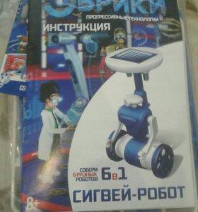 """""""Сигвей-Робот"""" Конструктор"""