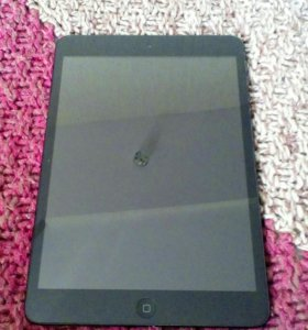 Ipad mini 64gb Cellular black