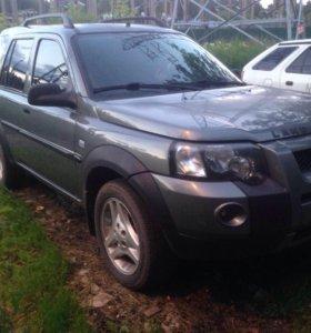 Land Rover freelader 2005