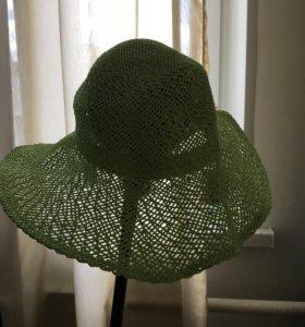 Шляпа винтаж новая