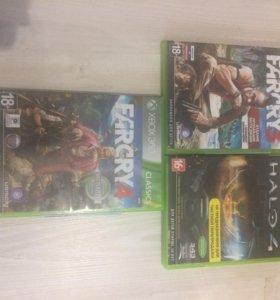 Диски лицензия Xbox 360