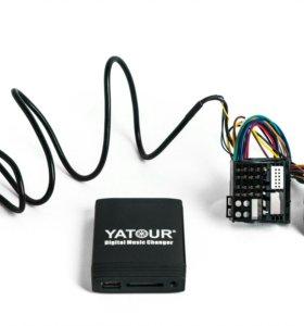 USB\MP3\AUX - адаптер Opel для магнитол CD30/CD300