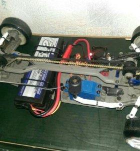 Радиоуправляемая модель машины snow panther hobby