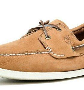 Макасины ботинки туфли мужские НОВЫЕ Timberland