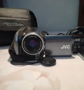 Видеокамера JVC GZ-MG30E (30GB)