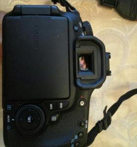 Фотоаппарат CANON EOS60D