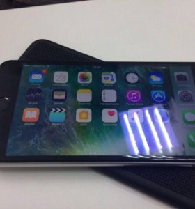 iPhone 6 Plus Space Gray 16G