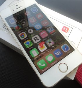 iPhone 5s gold PCT. A1457