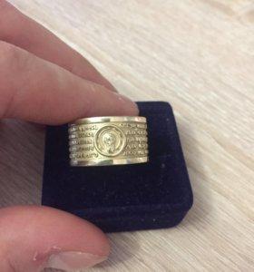Кольцо мужское. Золото 585.