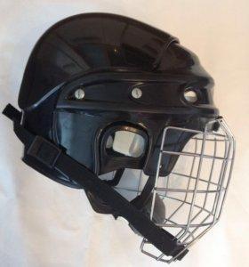 Шлем хоккейный с маской, детский