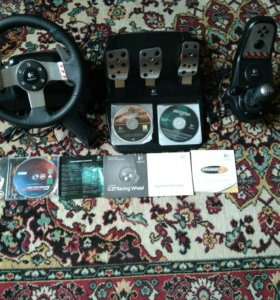 Logitech G27 + need for speed