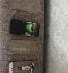 Чехлы на IPhone 5/5s/SE и 6/6s