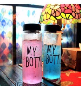 Бутылочки my bottle