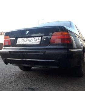 Бампер M BMW E39
