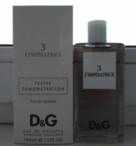 """Dolce and Gabbana """"№3 L'Imperatrice"""""""