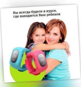 Детские часы - телефон