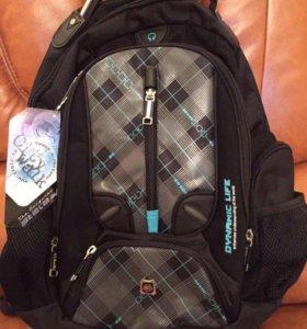 Рюкзак новый,для мальчика