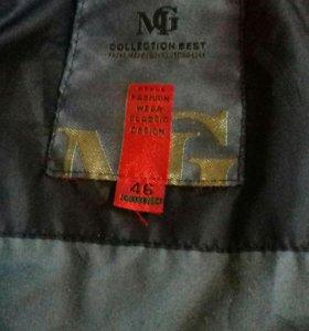Куртка стеганная на подростка