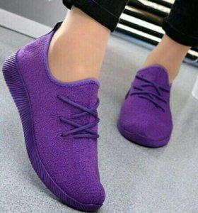 клевые кроссовки