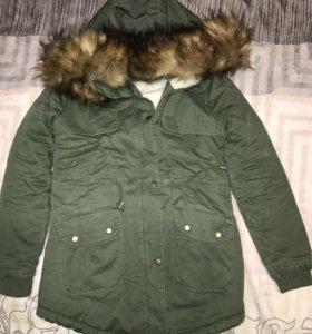 Куртка-парка, зима