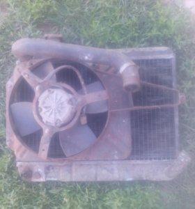 Радиатор для классики