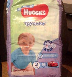 Подгузники Huggies 3 (7-11кг).