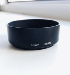 Бленда 58 mm