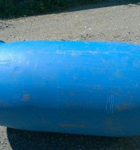 Бочка 200л пластмассовая под воду