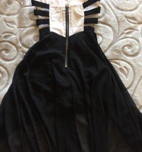 Коктейльное платье р.42