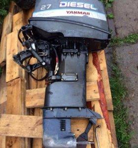 Лодочный мотор YANMAR