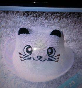 Детская шляпка.