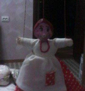 Кукла ручная