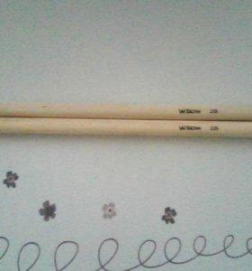 Барабанные палочки 2B
