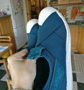 Adidas Кеды superstar 38,5 оригинал