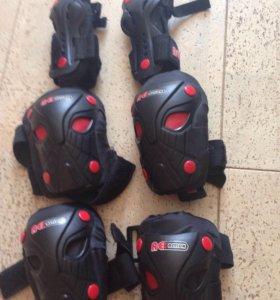 Защита для коленей, локтей, кистей