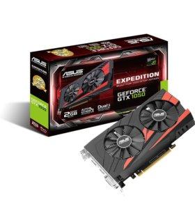 Asus GeForce GTX 1050 Ti Expedition 4gb 128 bit