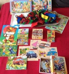набор из 11 игрушек