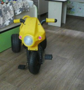 мото-велик 3-х колесный