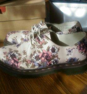 Ботинки Dr Martens оригинал полуботинки