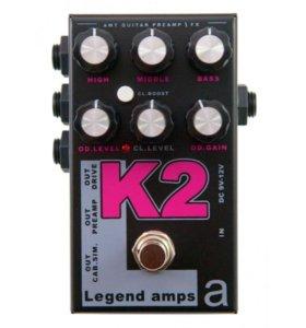 Преамп AMT K-2 Legend amps (Krank)