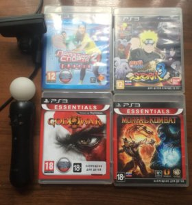 Игры и аксессуары для PS3