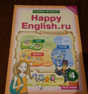 Учебник по английскому для 4 класса